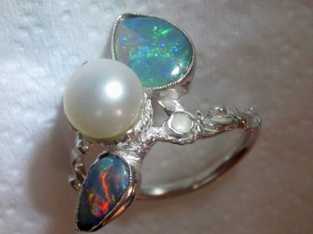 ring,opal rings,opal jewellery