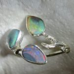 ring opal gemstone,ring opals