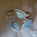 opal jewelry, ring, opal rings, october birthstone, rings, jewellery, october gemstone