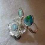 ring,opal ring,opal jewellery
