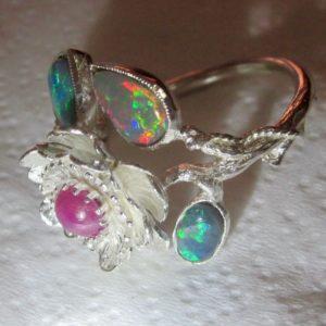opal ring,opal ring sale