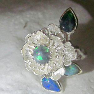 opal wedding ringsopal wedding ring - Opal Wedding Ring