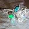 opal ring, opal rings