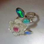opal ring,opal ring designs,opal rings