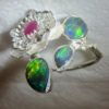 opal ring,jewellery with opal,opal rings