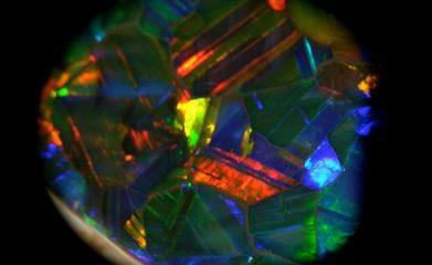 Opal Ring Gemstones.