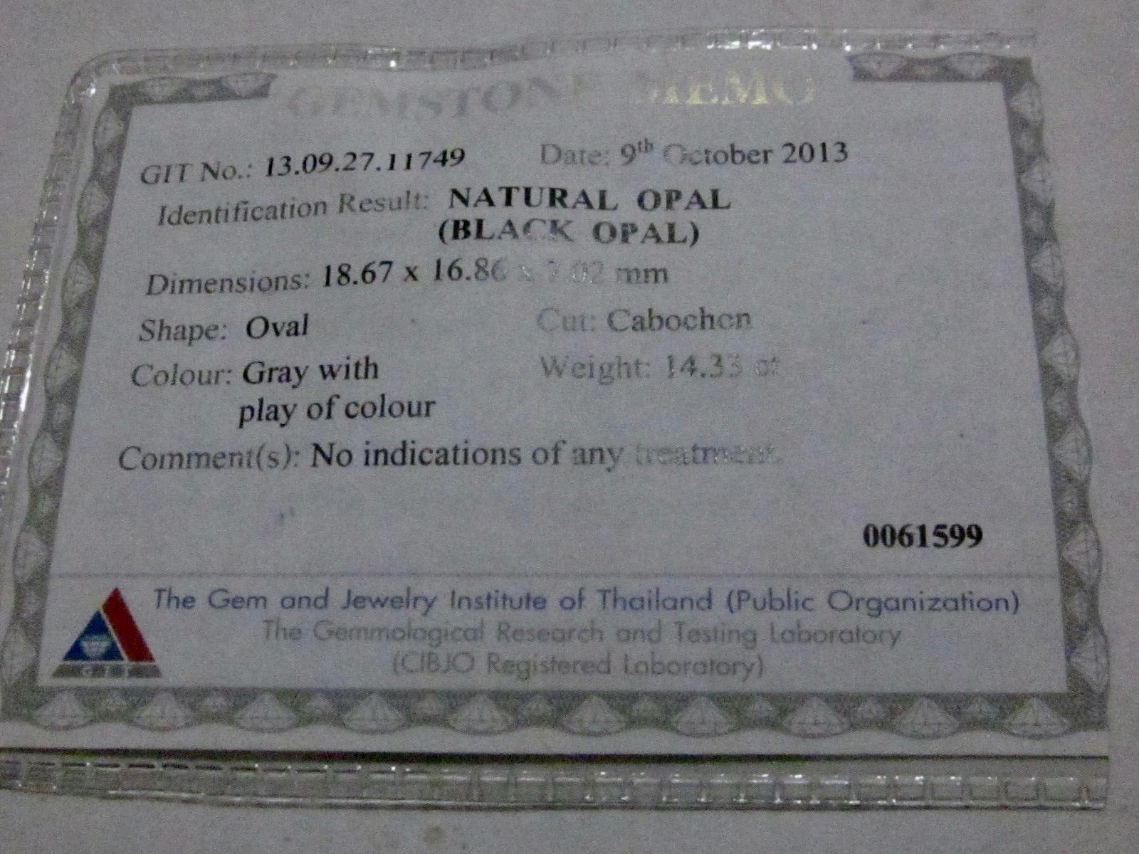 opal report