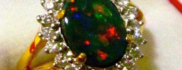 Opals Good Luck.
