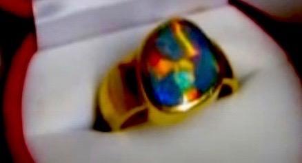 Opal Gemstones.