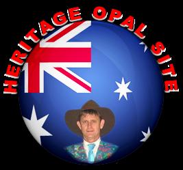 Graham Black opal jeweller logo.