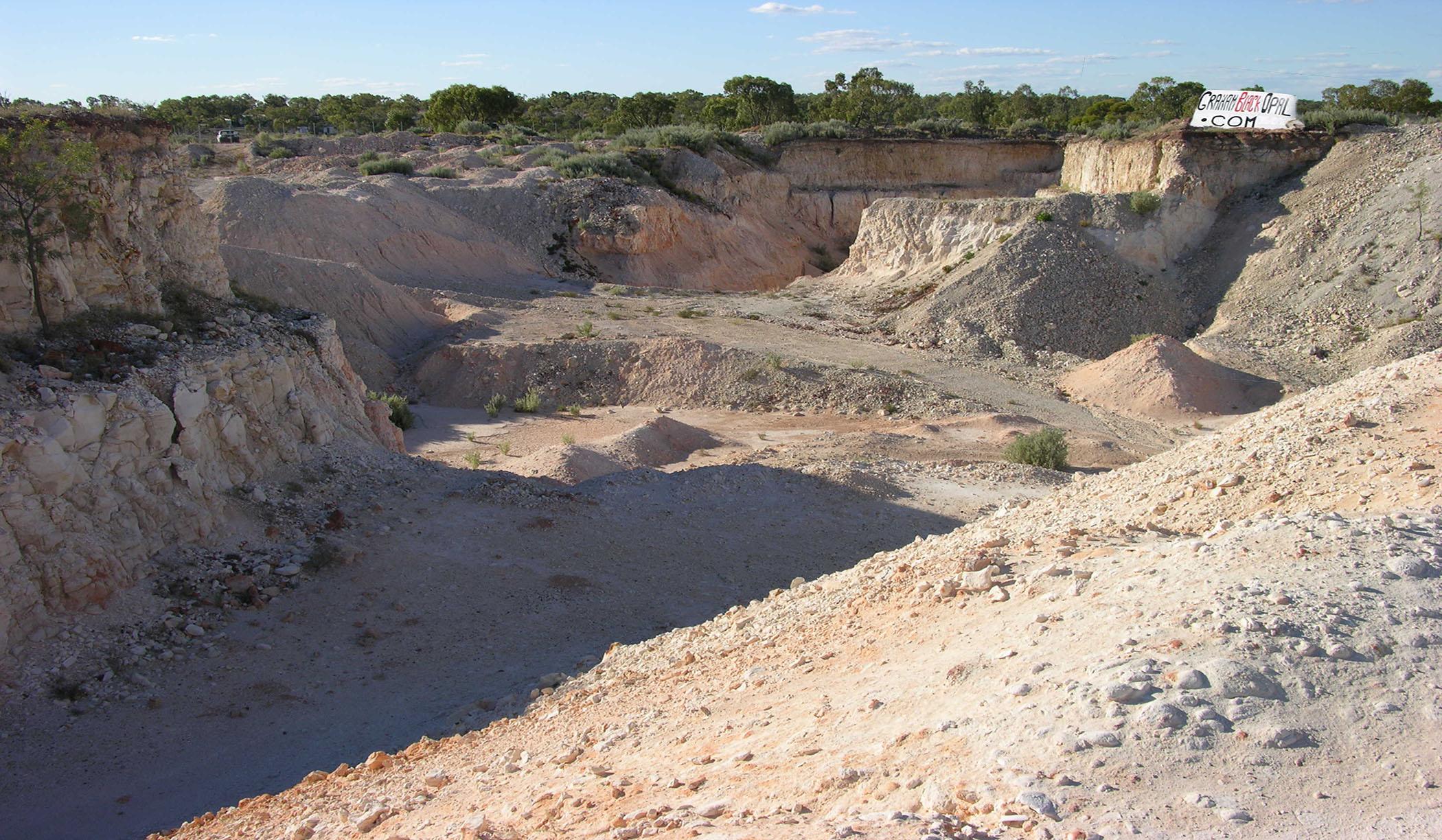 best opal gemstones location in the world hear in Australia.